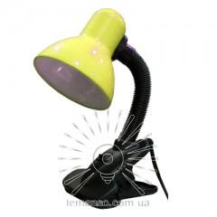 Н/лампа Lemanso 60W E27 LMN095 жёлтая прищепка