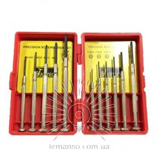 A set of precision screwdrivers 11pcs. LEMANSO LTL10089