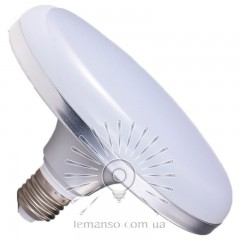 Лампа Lemanso LED НЛО 12W E27 720LM серебро 85-265V / LM726