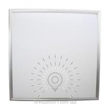 LED панель Lemanso 58W 5300LM 6500K 180-265V / LM1055 тільки врізний (метал.драйв. всерезині) опал