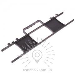 Рамка для намотки провода удлинителя пластик Lemanso / LMK066 чёрная