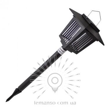 Светильник LED газон Lemanso с выкл от комаров большой LM3409 описание, отзывы, характеристики