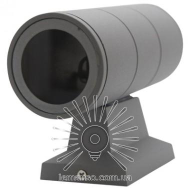 Подсветка для стены Lemanso 2*MR16 макс.15Вт (только LED) IP65 серебро, 1м кабеля/ LM1105 описание, отзывы, характеристики