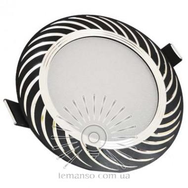 LED панель Lemanso 7W 560LM 4500K чёрный / LM489 описание, отзывы, характеристики