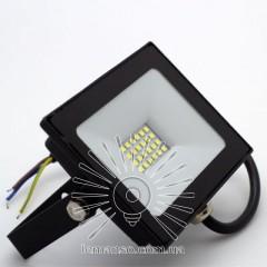 Прожектор LED 20w 6500K IP65 1600LM LEMANSO чёрный/ LMP9-22
