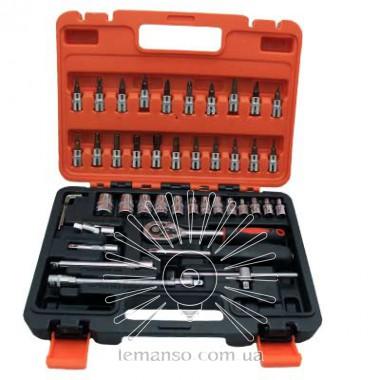 Набор инструментов LEMANSO LTL10107 описание, отзывы, характеристики