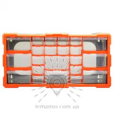 Органайзер 495*160*255мм LEMANSO LTL13025 пластик описание, отзывы, характеристики