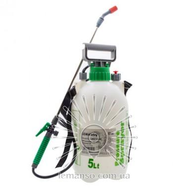 Опрыскиватель ручной 5 литра белый LEMANSO LMG15206 описание, отзывы, характеристики