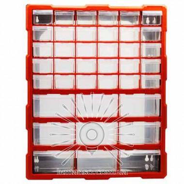 Органайзер 475*380*160мм LEMANSO LTL13022 пластик описание, отзывы, характеристики
