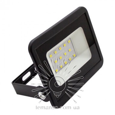 Прожектор LED 10w 6500K IP65 560LM LEMANSO