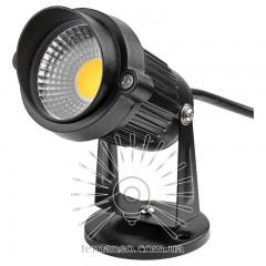 Светильник LED садовый Lemanso COB 5W 450LM 85-265V 6500K IP65 / LM21