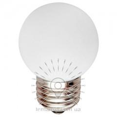 Лампа Lemanso LED G45 E27 1,2W белый 2700K шар / LM705