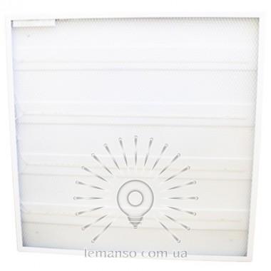 LED панель Lemanso 45W 3700LM 6500K 180-265V / LM1054 6шт/ящик наруж+врезн (метал.драв внутри) (не опал) описание, отзывы, характеристики