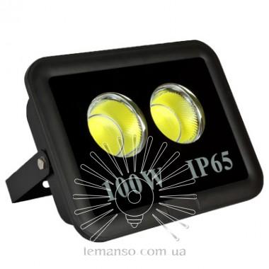 Прожектор LED 100w 6500K 2LED IP65 9000LM LEMANSO чёрный/ LMP14-100 описание, отзывы, характеристики