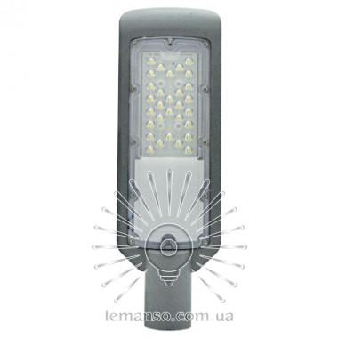 Светильник на столб SMD Lemanso 30W 3000LM 6500K 1KV серый/ CAB61-30 описание, отзывы, характеристики