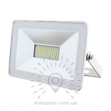 Прожектор LED 50w 6500K IP65 3400LM LEMANSO белый / LMP33-50