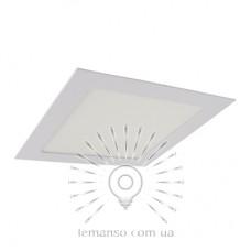 LED панель Lemanso 12W 840LM 85-265V 6500K квадрат / LM1048 Комфорт