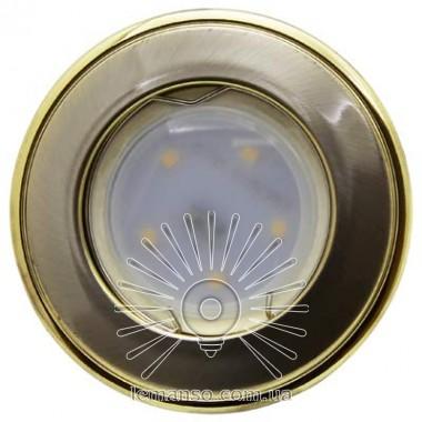 Спот Lemanso LMS004 титан-золото MR-16 50W описание, отзывы, характеристики