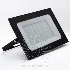 Прожектор LED 100w 6500K IP65 8000LM LEMANSO чёрный/ LMP9-103