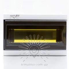 Коробка под 10 автоматов LEMANSO накладная, ABS / LMA110