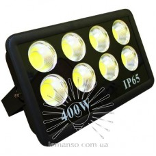 Floodlight LED 400w 6500K 8COB IP65 22500LM LEMANSO black/ LMP36-400