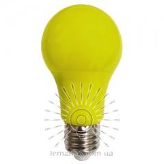Лампа Lemanso св-ая 7W A60 E27 175-265V жёлтая / LM3086