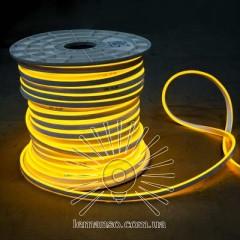 Неон LEMANSO 240град. 120LED 6W/м IP65 жёлтый 2835SMD 220V 2160LM / LM858