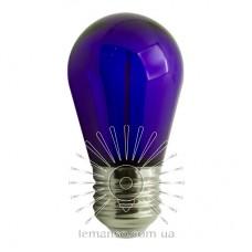 Лампа Lemanso св-ая 1W S14 E27 230V фиолетовая / LM3078