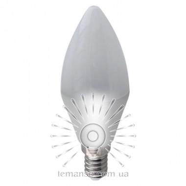 Лампа Lemanso св-ая 9W С37 E14 900LM 4000K 175-265V / LM3055 описание, отзывы, характеристики