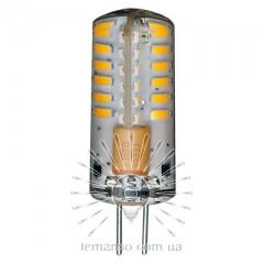 Лампа Lemanso св-ая G4 48LED 2,5W 170LM 3000K 230V 3014SMD силикон / LM327