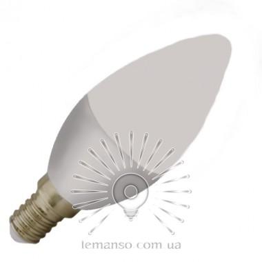Лампа Lemanso св-ая 3W C37 E14 250LM 4000K 220-240V / LM3016 (гар.1год) описание, отзывы, характеристики