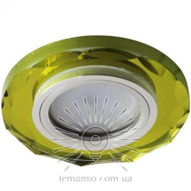 Спот Lemanso ST153 жёлтый-хром GU5.3 описание, отзывы, характеристики