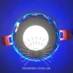 LED панель Lemanso 3+3W 350Lm 175-265V / LM1014 RGB