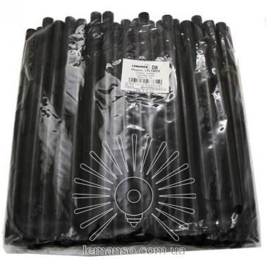 Стержни клеевые 1кг пачка (цена за пачку) Lemanso 11x200мм черные LTL14015 описание, отзывы, характеристики