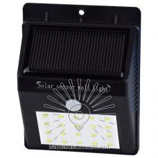Подсветка для стены LED Lemanso 3W 300LM IP65 с д/движения и солнечной