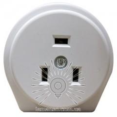 Гнездо для электроплит однофазное c заземл. белое Lemanso LMA315