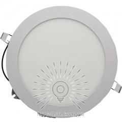 LED панель Lemanso 12W 800LM 85-265V 4500K круг / LM1043 Комфорт