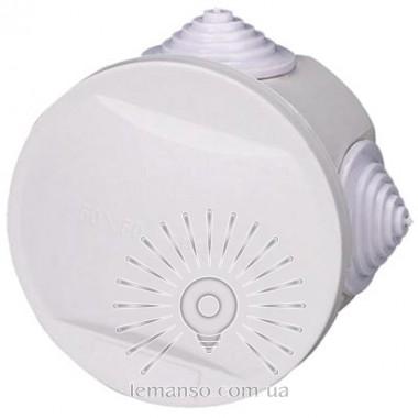 Расп. коробки LEMANSO 85*50 круг / LMA206 с резиновыми заглушками описание, отзывы, характеристики