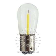 Лампа Lemanso св-ая 0,8W T22 64LM B15D 6500K 230V прозрачная / LM3080 для швейной машинки