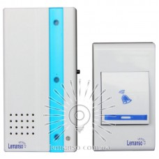 Звонок Lemanso 230V LDB09