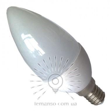 Лампа Lemanso св-ая C37 E14 5,0W 400LM 4500K 170-260V / LM754 описание, отзывы, характеристики