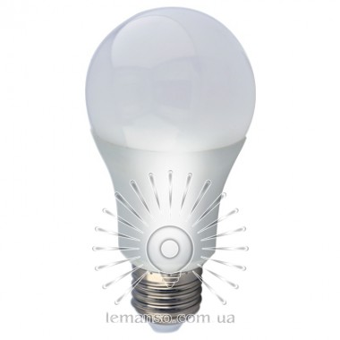 Лампа Lemanso св-ая 15W A60 E27 1350LM 6500K 175-265V / LM791 - опис, характеристики, відгуки