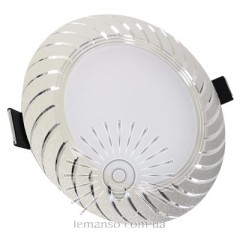 LED панель Lemanso 5W 400LM 4500K хром / LM486