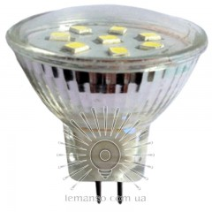 Лампа Lemanso LED MR11 3W 220LM 6500K 230V / LM377
