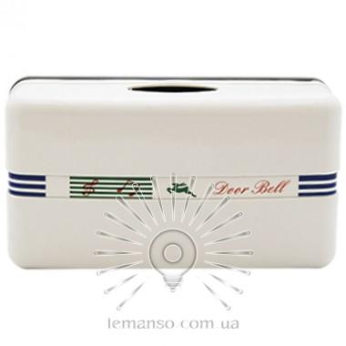 Механический звонок динг–донг Lemanso 230V LDB31 белый описание, отзывы, характеристики