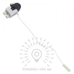 Выключатель Lemanso со шнурком черный LMA3318 (продается кратно 20 шт)