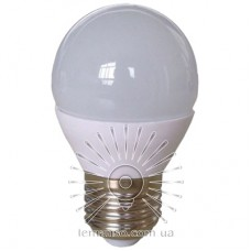 Лампа Lemanso LED G45 E27 7,5W 600LM 4500K 230V матовая / LM381 шар