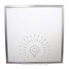 LED панель Lemanso 45W 3100LM 6500K 180-265V квадрат / LM1071