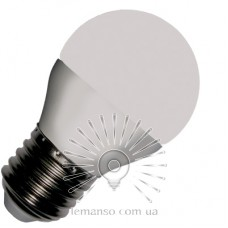 Лампа Lemanso світлодіодна 3W G45 E27 250LM 4000K 220-240V / LM3021 (гар.1рік)