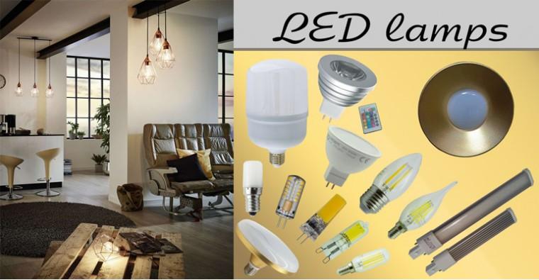LED lamps Lemanso